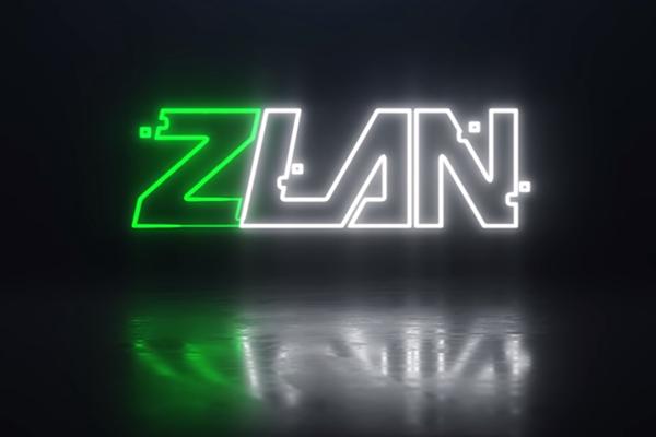 La Z LAN, vue de l'intérieur